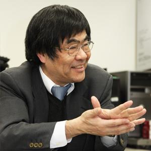 三浦孝夫 教授
