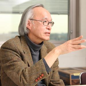 玉井哲雄 教授