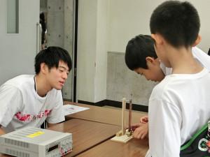 鈴木研究室 「電気や磁気で遊ぼう」